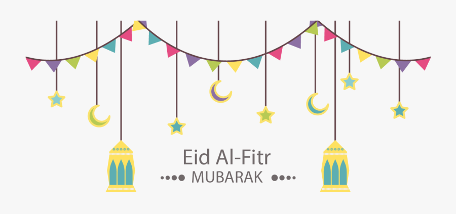 Transparent E - Eid Fitr Mubarak Png, Transparent Clipart