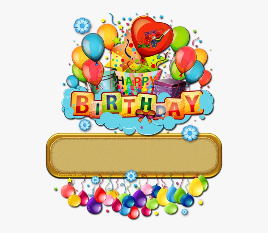 Birthday Greeting Free Happy Birthday Clip Art, Transparent Clipart
