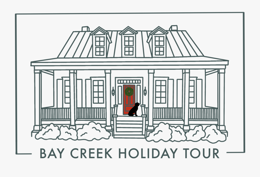 1st Annual Bay Creek Holiday Tour, Transparent Clipart