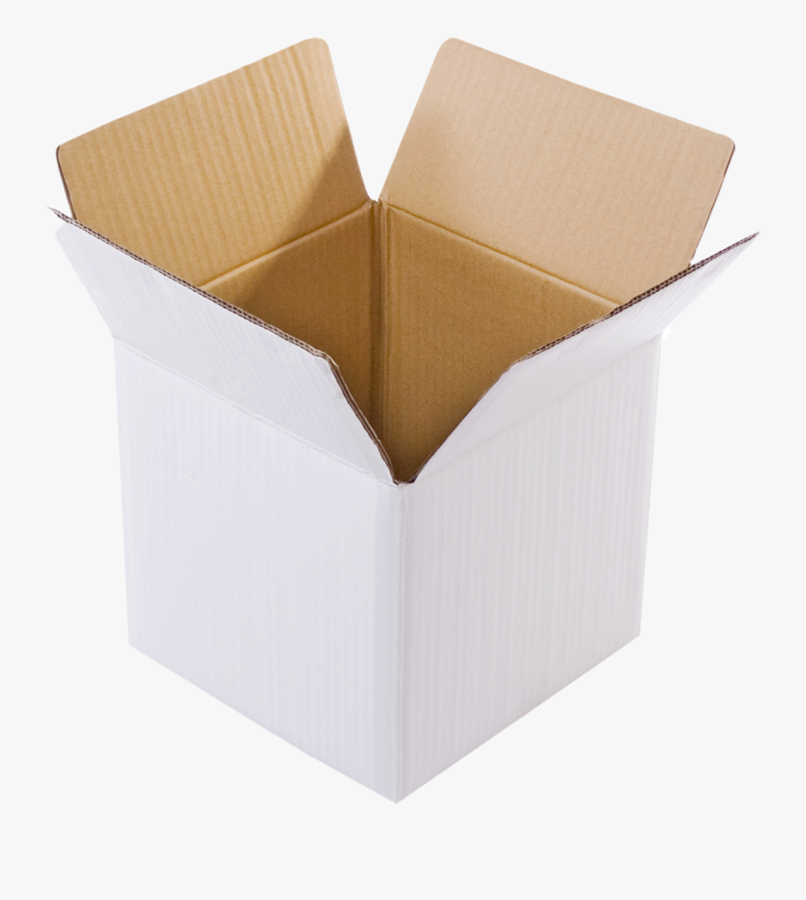Transparent White Box Png - Box, Transparent Clipart