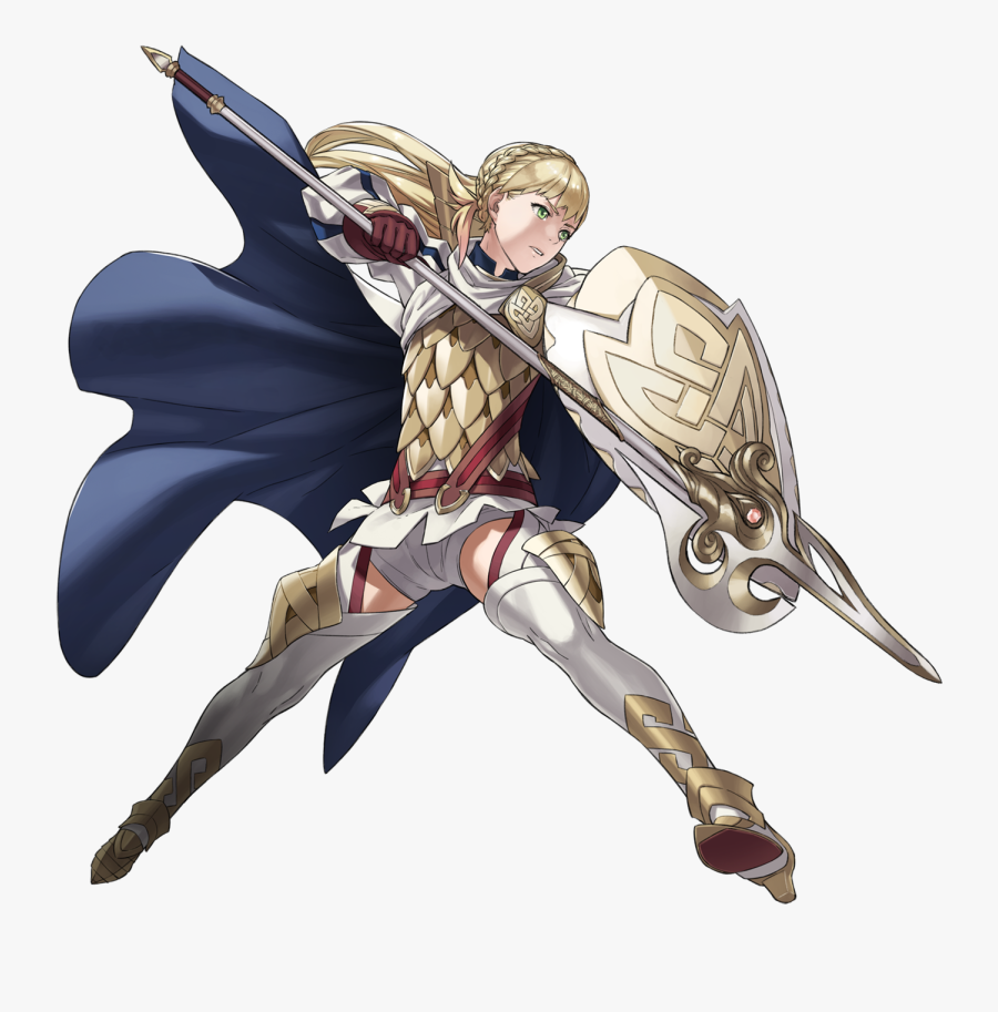 Fire Emblem Heroes Main Character, Transparent Clipart