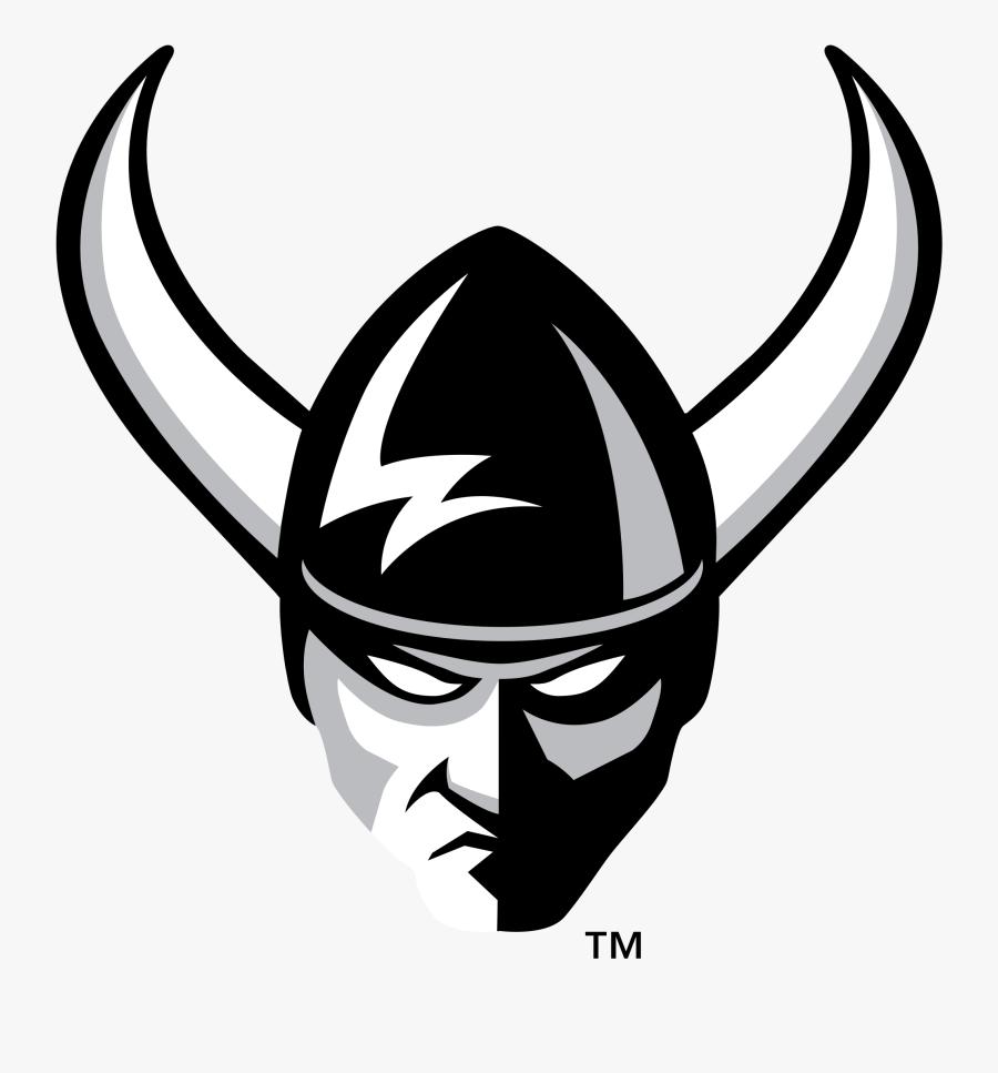 Vikings Logo Png - Western Washington Vikings, Transparent Clipart