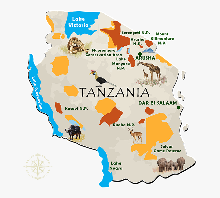 Kilimanjaro Plain Serengeti Serengeti National Tanzania, Transparent Clipart