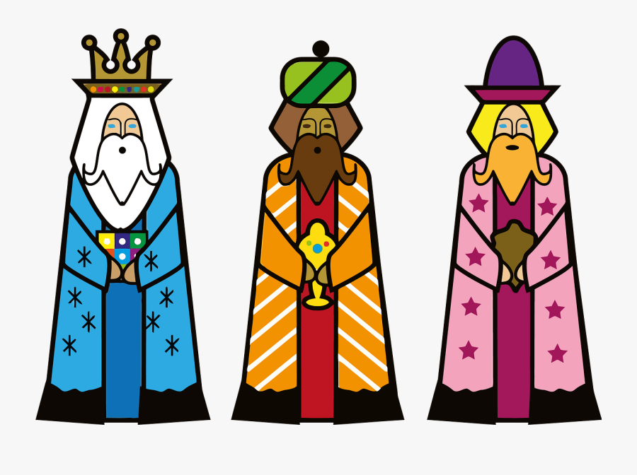 Three Wise Men Clipart Png, Transparent Clipart