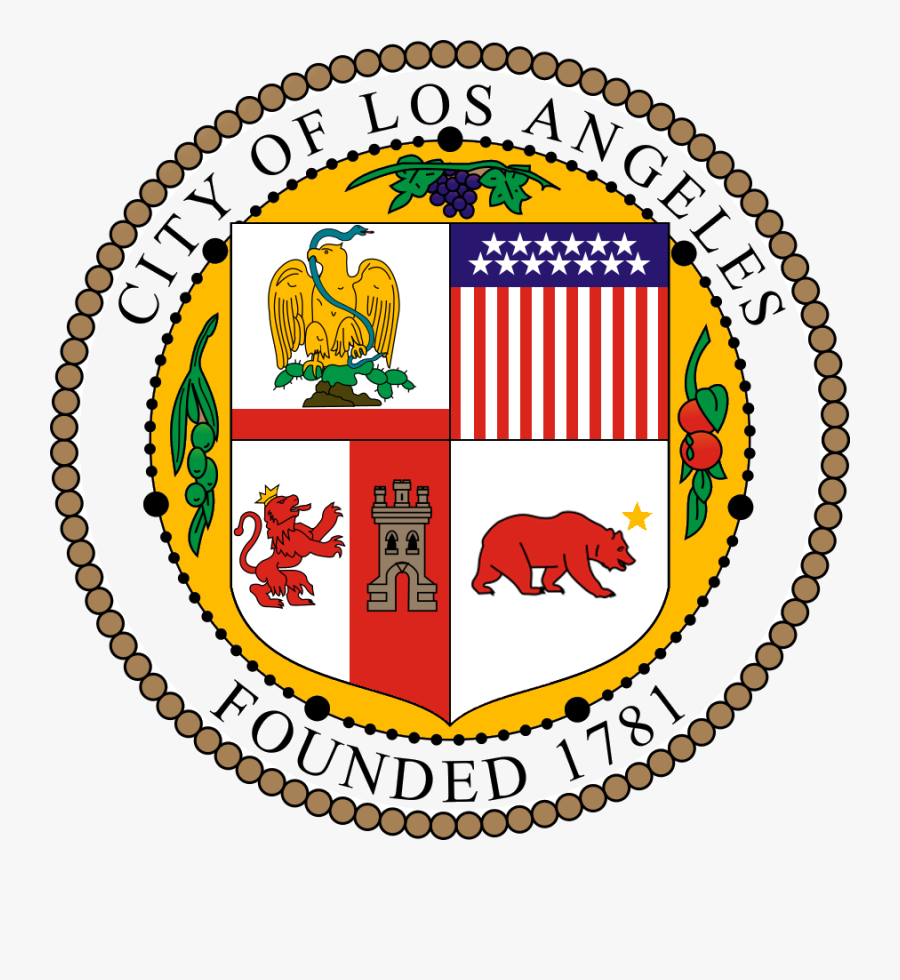 The Major Crimes Division Wiki - City Of Los Angeles Logo, Transparent Clipart