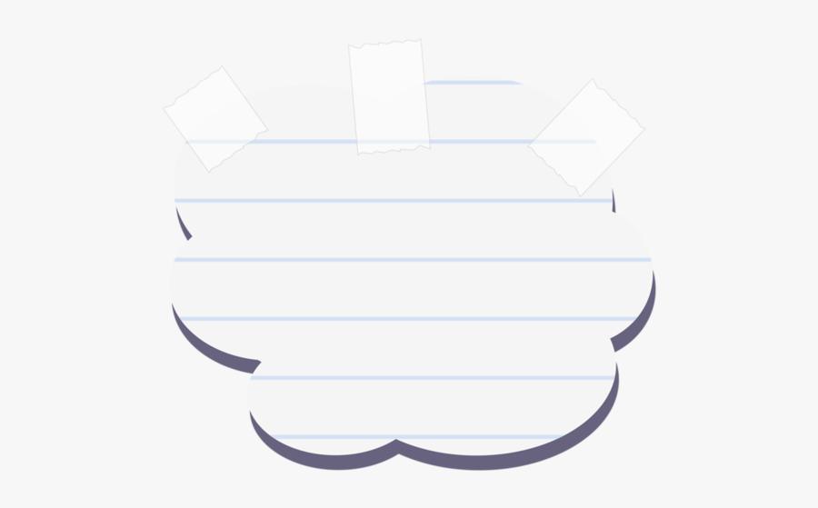 Etiquettes Scraps Png Frame - Paper, Transparent Clipart