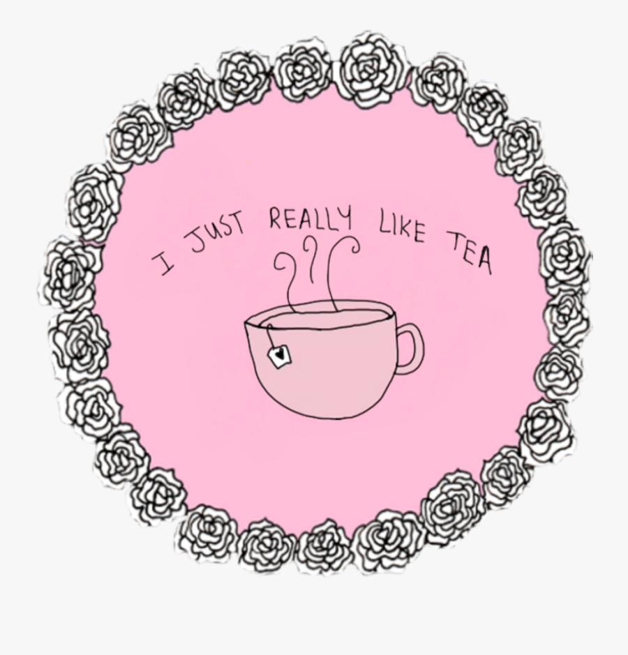 Instagram Highlight Cover - Instagram Highlights Cover Tea, Transparent Clipart