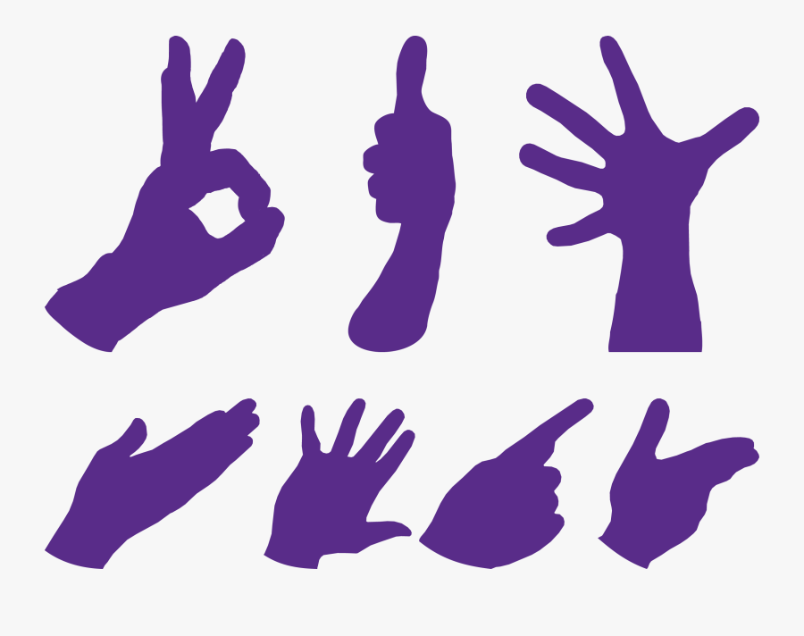 Gesture Hand Clip Art - Gestures Do's And Don Ts, Transparent Clipart