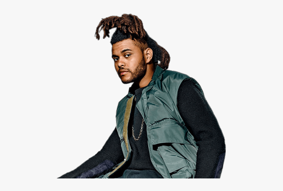 The Weeknd Posing - Crying Michael Jordan The Weeknd, Transparent Clipart