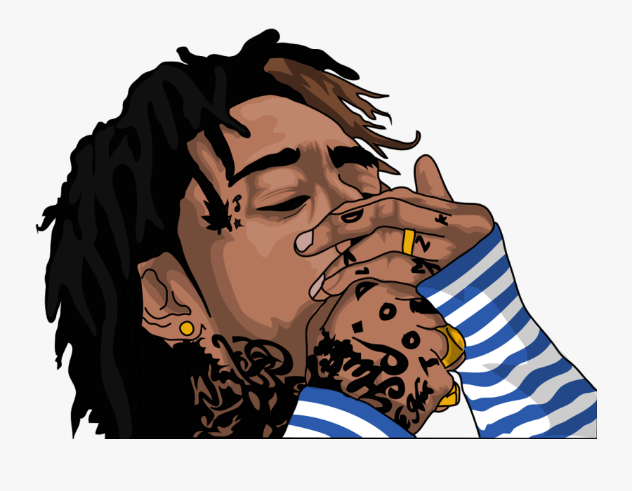 Posted 14th August 2015 By Reedwan Clipart , Png Download - Wiz Khalifa Wallpaper Cartoon, Transparent Clipart