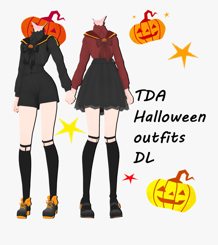 Sock Clipart Spare Clothes - Mmd Halloween Costume Dl, Transparent Clipart
