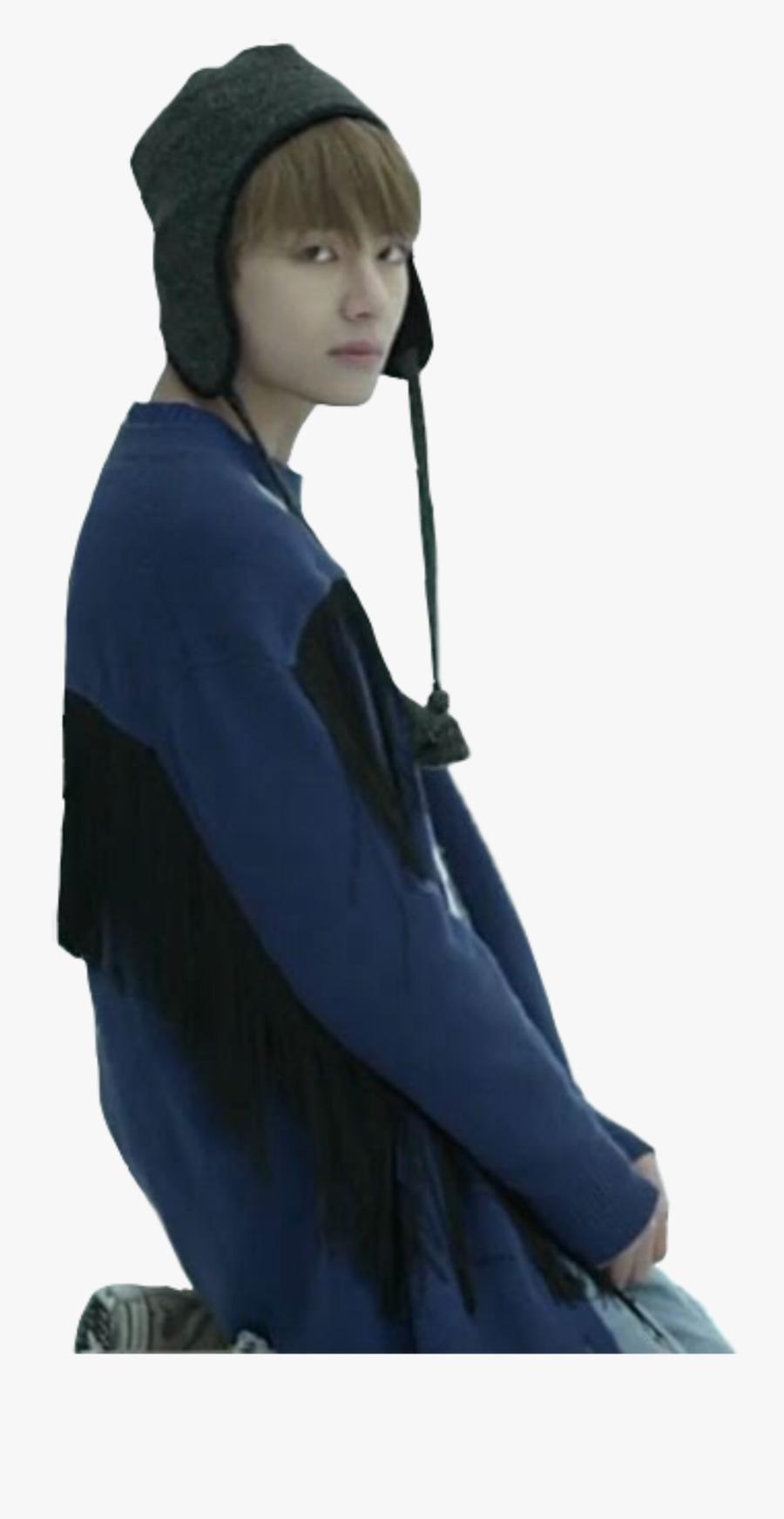 Spring Day Tae Sicker - Bts, Transparent Clipart