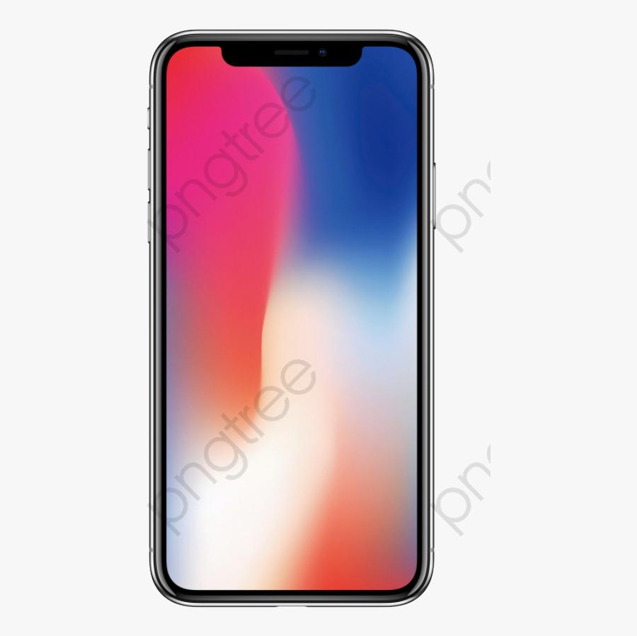 X Front Apple Png Transparent Background - Dfu Mode Iphone X, Transparent Clipart