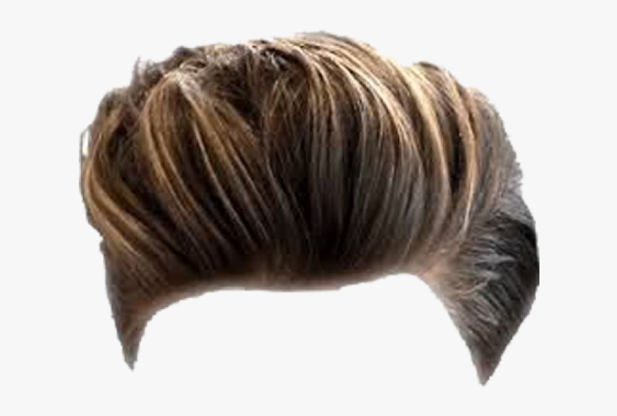 Mens Hair Png Image - Png Hairstyle Boy Picsart, Transparent Clipart