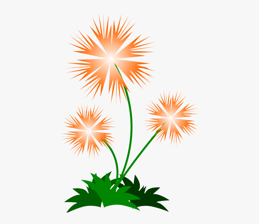 Abstract Flower Png Picture - Png Format Abstract Design Png, Transparent Clipart