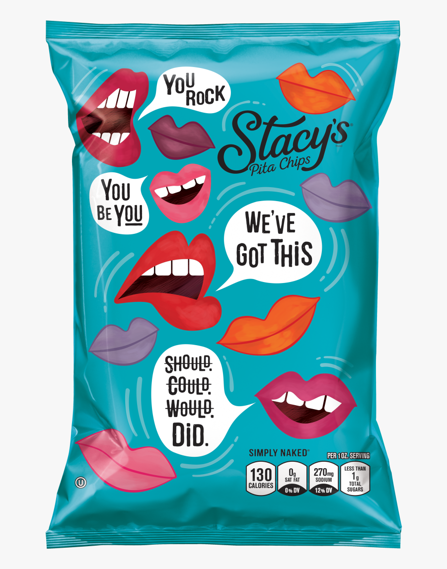 Photo Courtesy Of Stacy&apos - Stacy's Pita Chips Women, Transparent Clipart