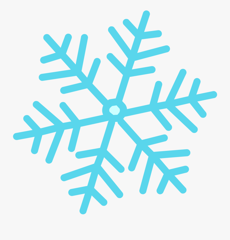 Snowflake Clipart Transparent