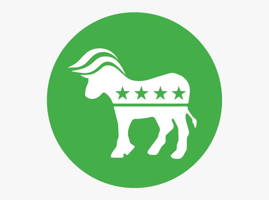 Democratic Party Clipart , Png Download - Democratic Party, Transparent Clipart