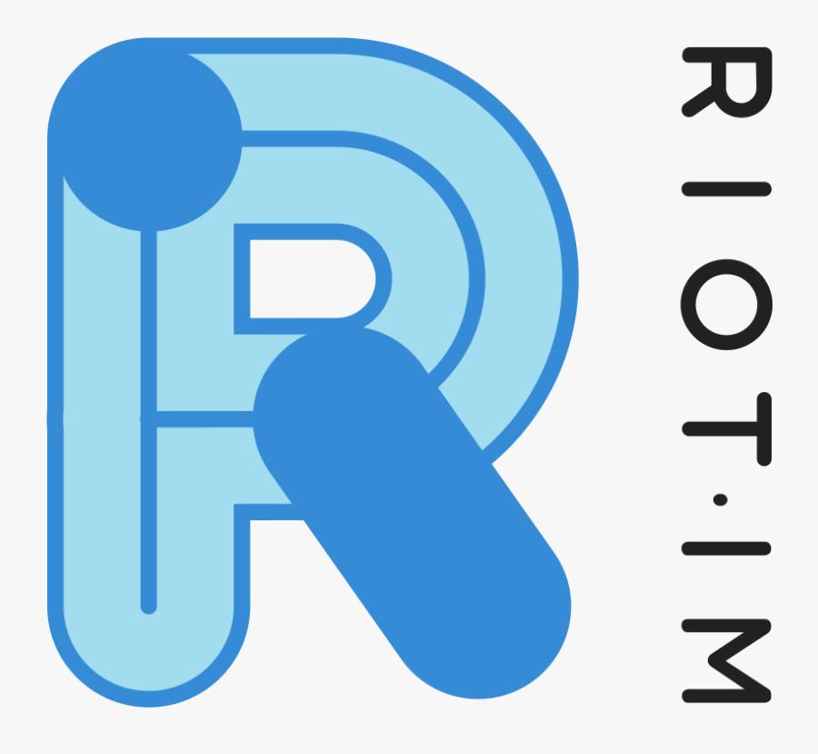 Im 2019 Logo - Riot Im Logo, Transparent Clipart