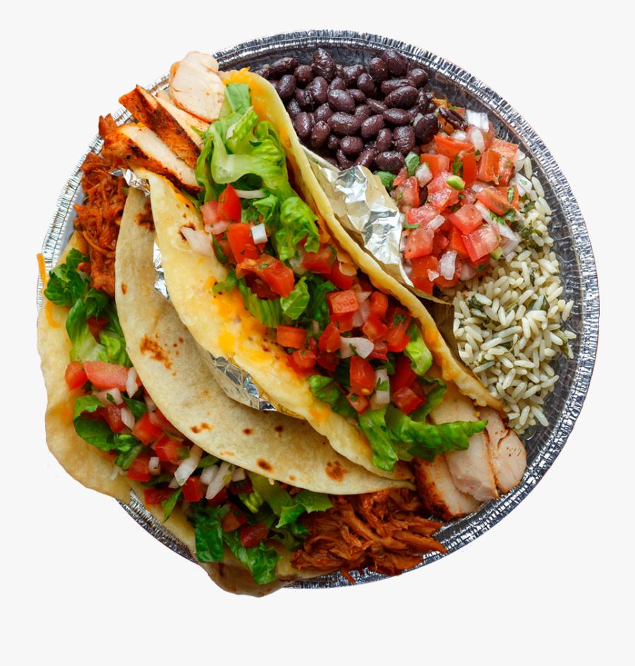 Nachos Clipart Dish Mexican - Cafe Rio Beef Taco, Transparent Clipart