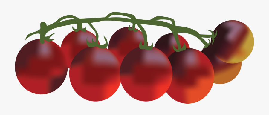 Cherry Tomatoes Clipart , Png Download - Cherry Tomatoes, Transparent Clipart