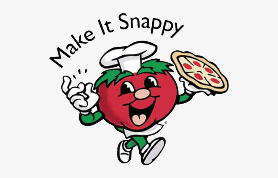 Snappy Tomato Pizza Restaurant - Snappy Tomato Pizza, Transparent Clipart