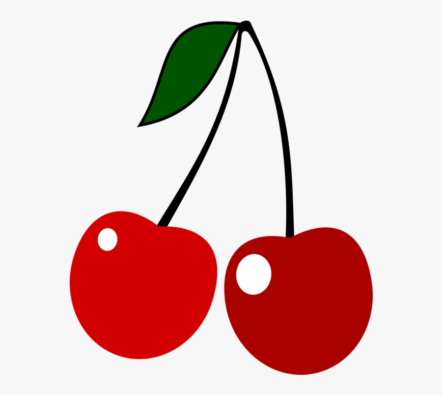 Cherry Cliparts For Free Clipart Vector Ceri Transparent Cherry Png Vector Free Transparent Clipart Clipartkey
