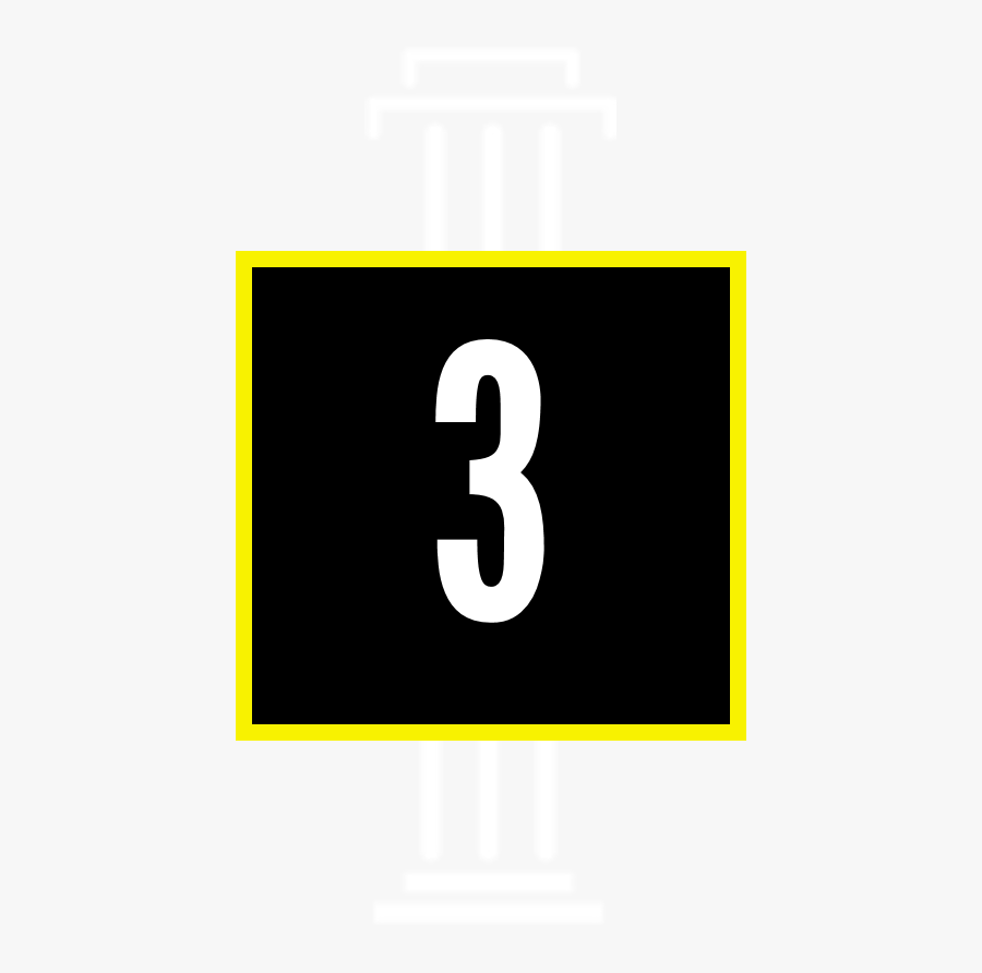 Number, Transparent Clipart