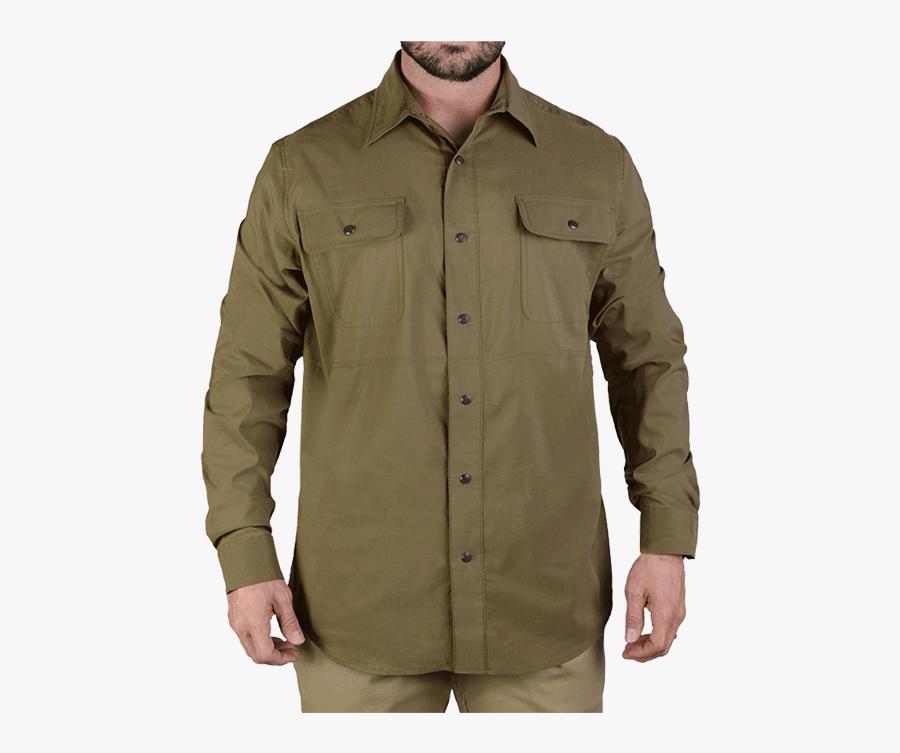 Clip Art Men S Long Sleeve - Guardian Shirt Vertx, Transparent Clipart