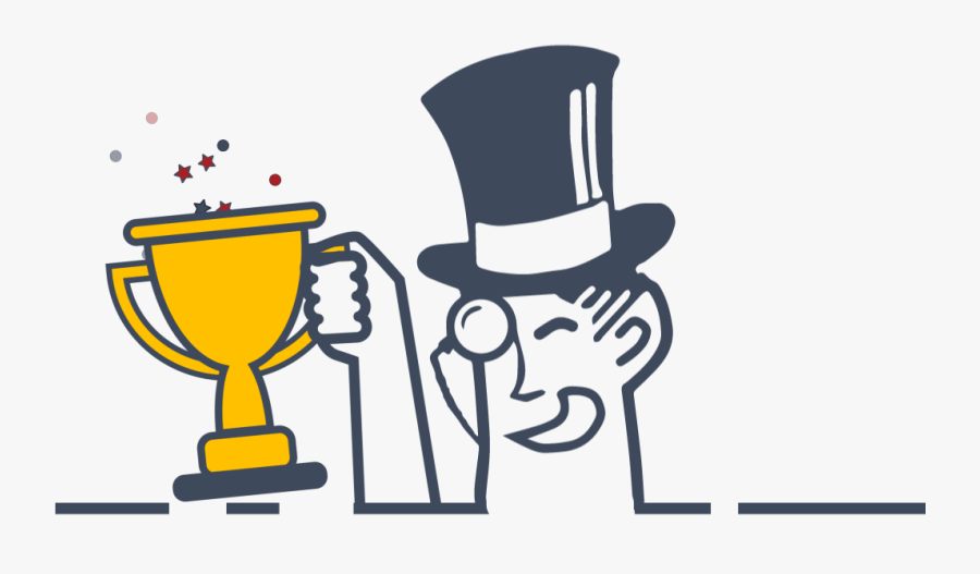 Barons Bus Award Winning Services Still - Cartoon, Transparent Clipart