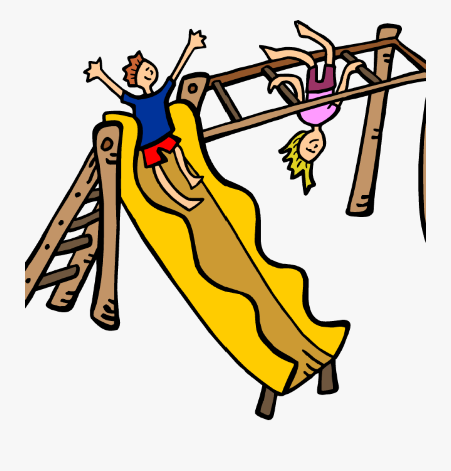 Playground Safety Clipart, Transparent Clipart