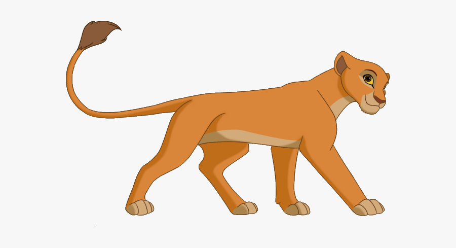 Kiara The Lion King Clipart, Transparent Clipart