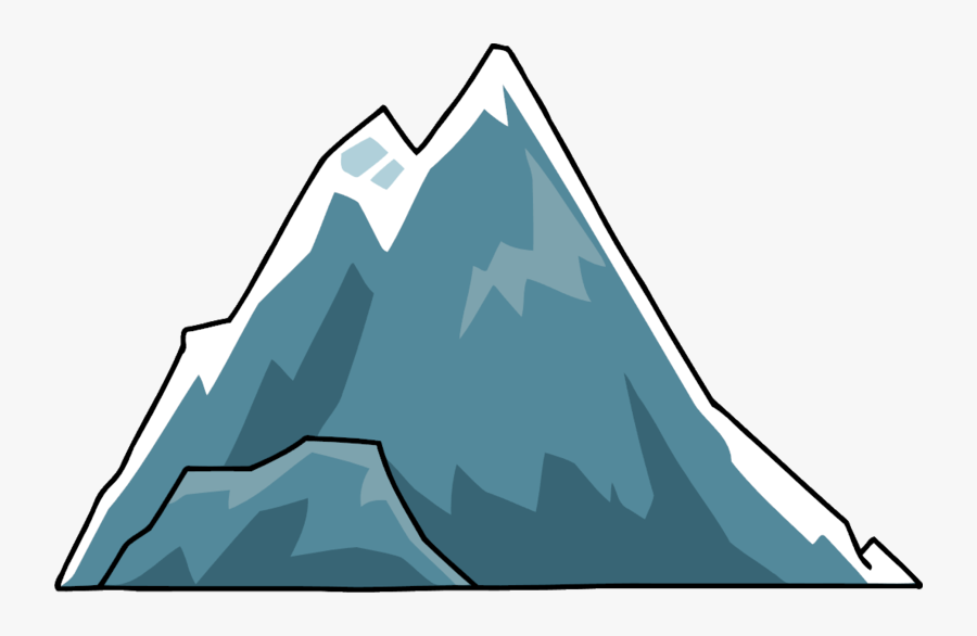 Clipart Of Mountain, Ridge And Mountains - Summit, Transparent Clipart