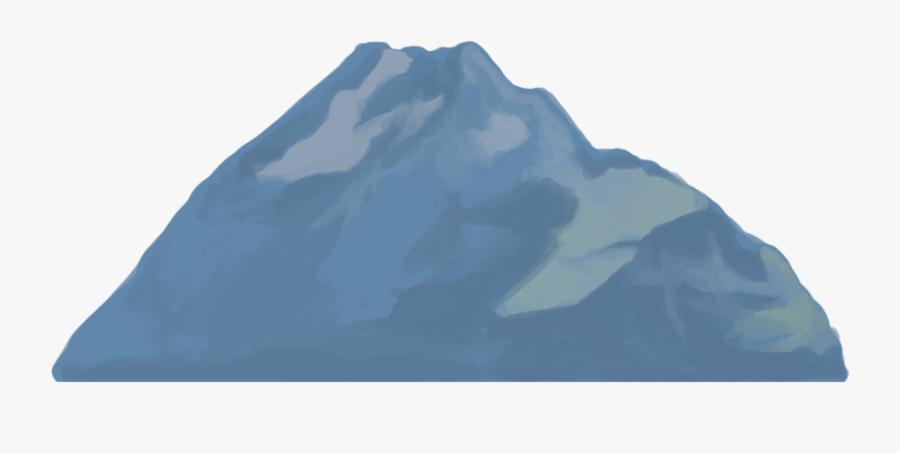 Transparent Snow Mountain Png - Summit, Transparent Clipart
