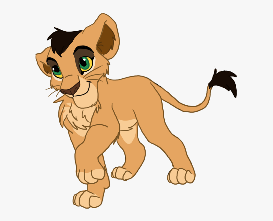 Nala/scar What If Lion King - Lion King Scar And Nala's Cub, Transparent Clipart