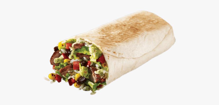 Tortilla Clipart Indian Taco - Mexican Food Png, Transparent Clipart