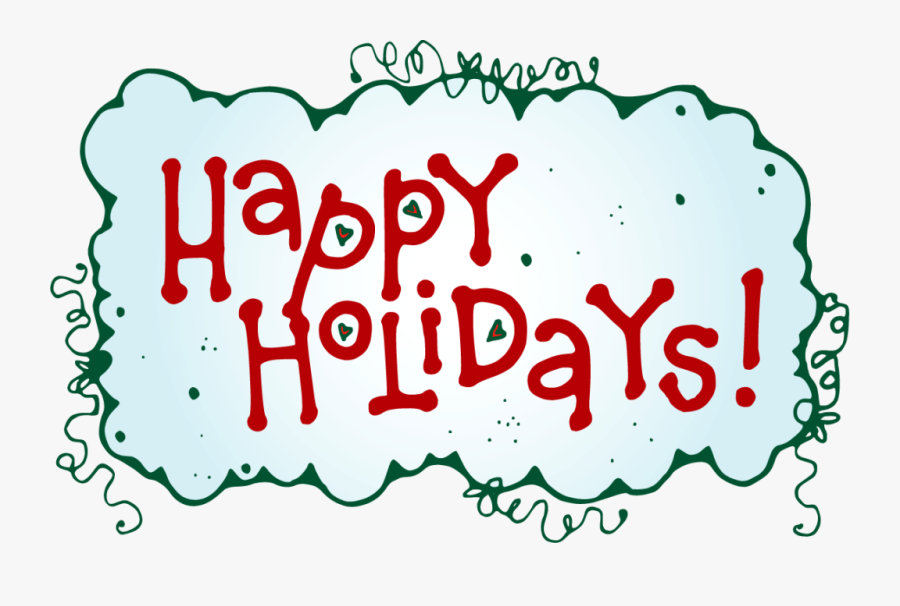 Transparent Happy Holidays Png - Happy Holidays Kids Png, Transparent Clipart