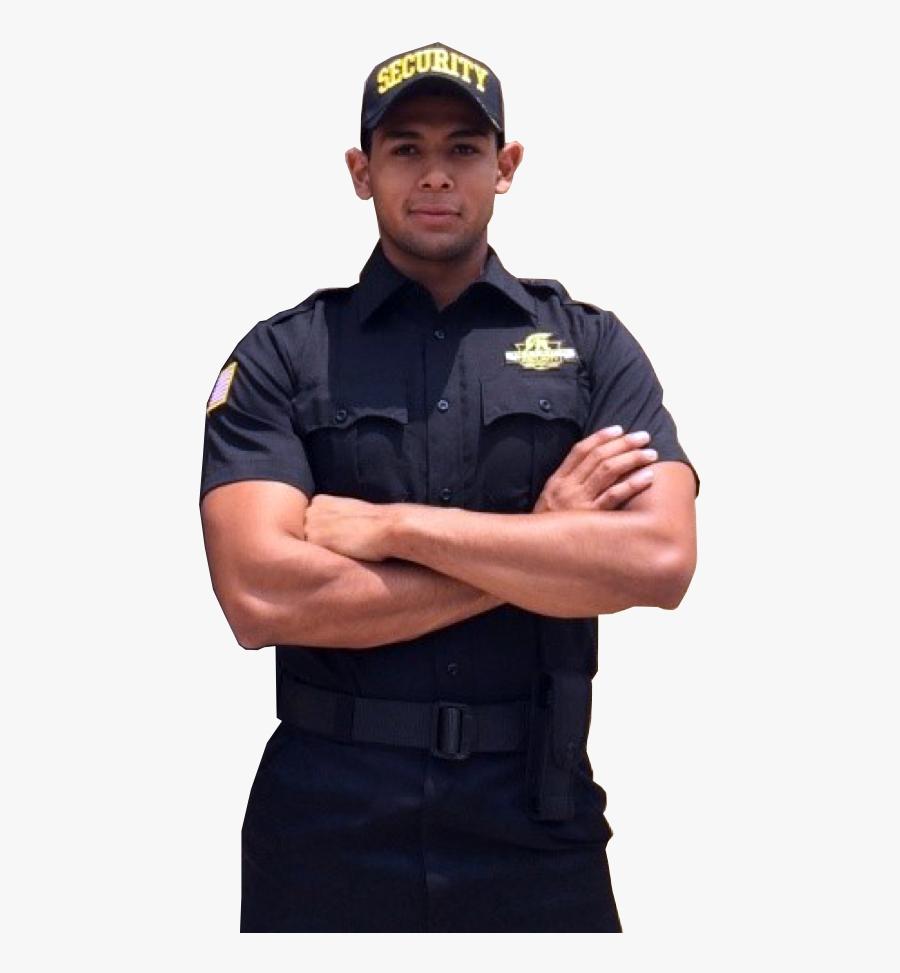 Bellator Services Llc - Real Police Officer Transparent, Transparent Clipart