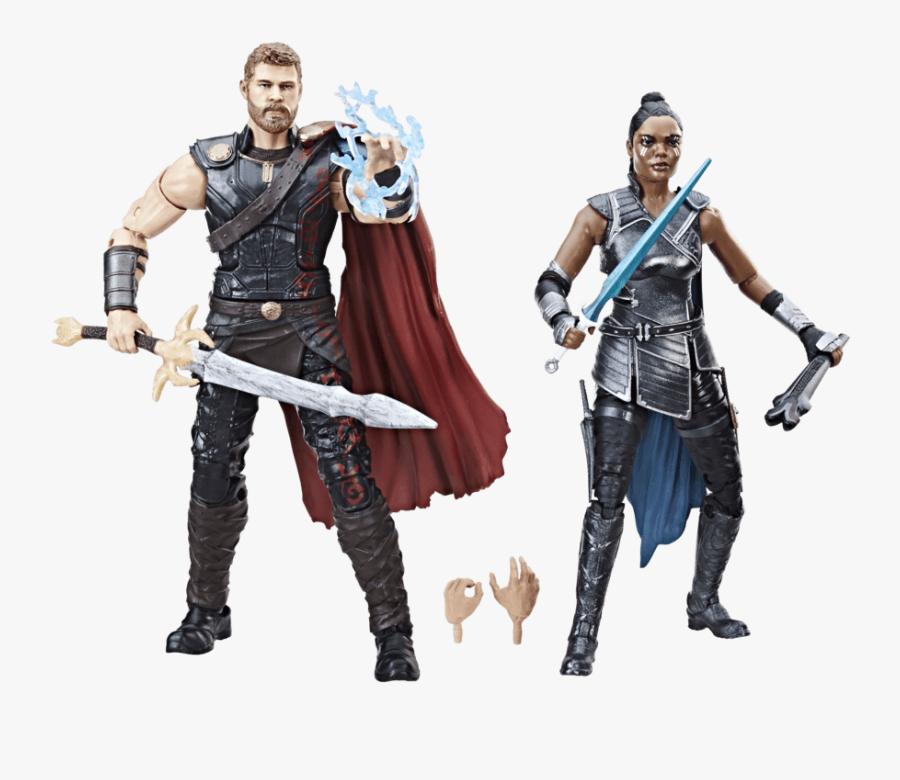 Marvel Legends Thor Ragnarok Two Pack, Transparent Clipart