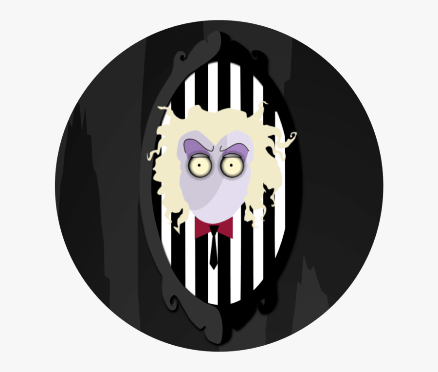 Tim Burton Characters - Tim Burton Character Icon, Transparent Clipart