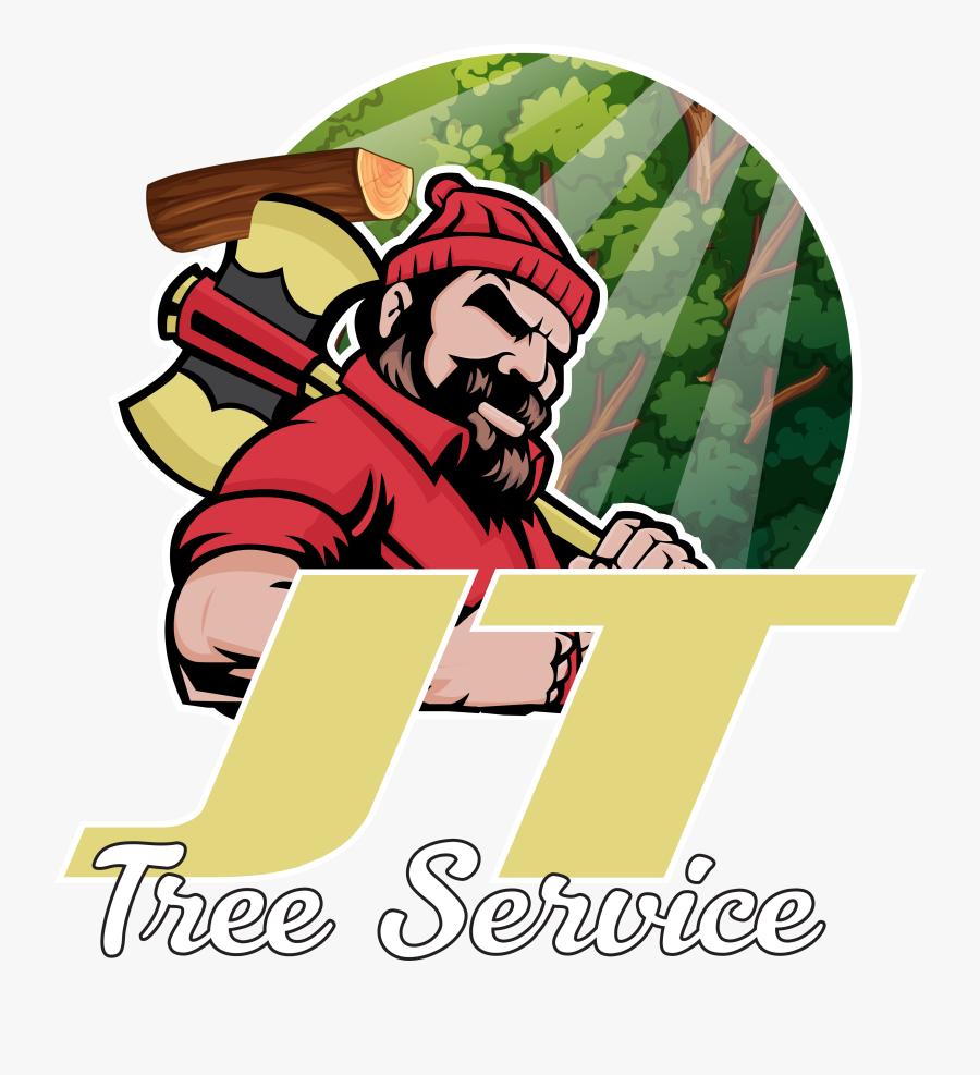 Jt Tree Service - Illustration, Transparent Clipart