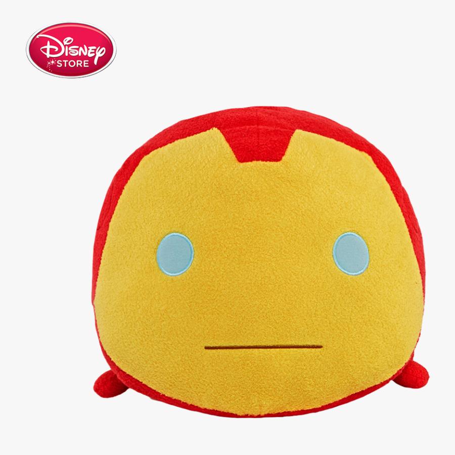 Iron Man Disney Tsum Tsum Captain America Minnie Mouse - Disney Store, Transparent Clipart