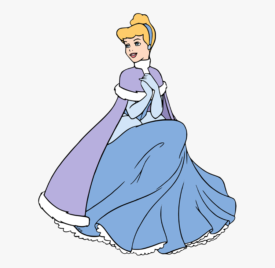 Disney Princess Aurora Christmas, Transparent Clipart