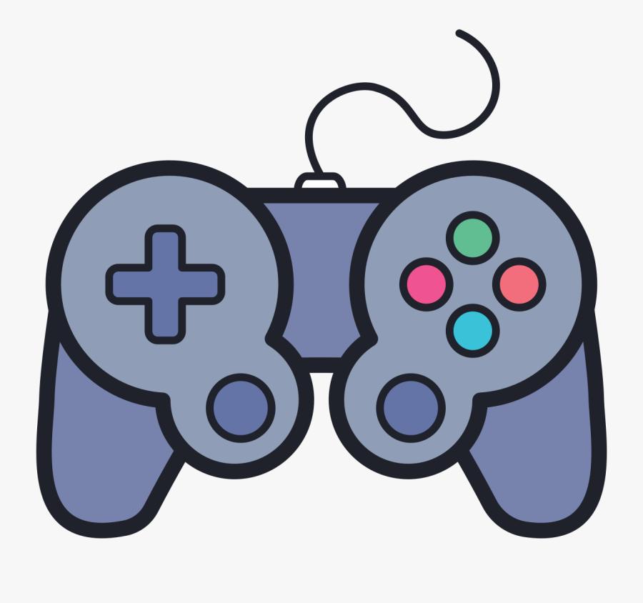 Gamepad Png - Nintendo Gamecube Controller Icon, Transparent Clipart
