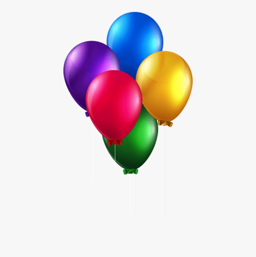 Transparent Balloons Png - Transparent Background Balloon Clipart Png, Transparent Clipart