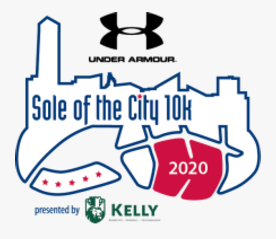2020 Under Armour Sole Of The City 10k Presented By - Sole Of The City 2019, Transparent Clipart