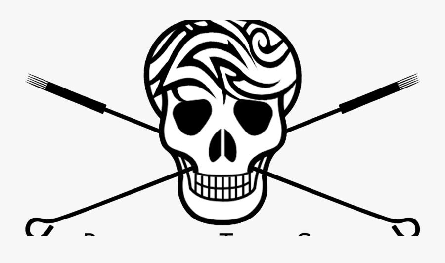 Transparent Scull And Crossbones Clipart - Skull And Crossbones, Transparent Clipart