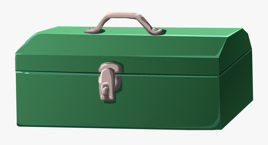 Tool Storage Organization,green,tool Boxes - Toolbox Green, Transparent Clipart