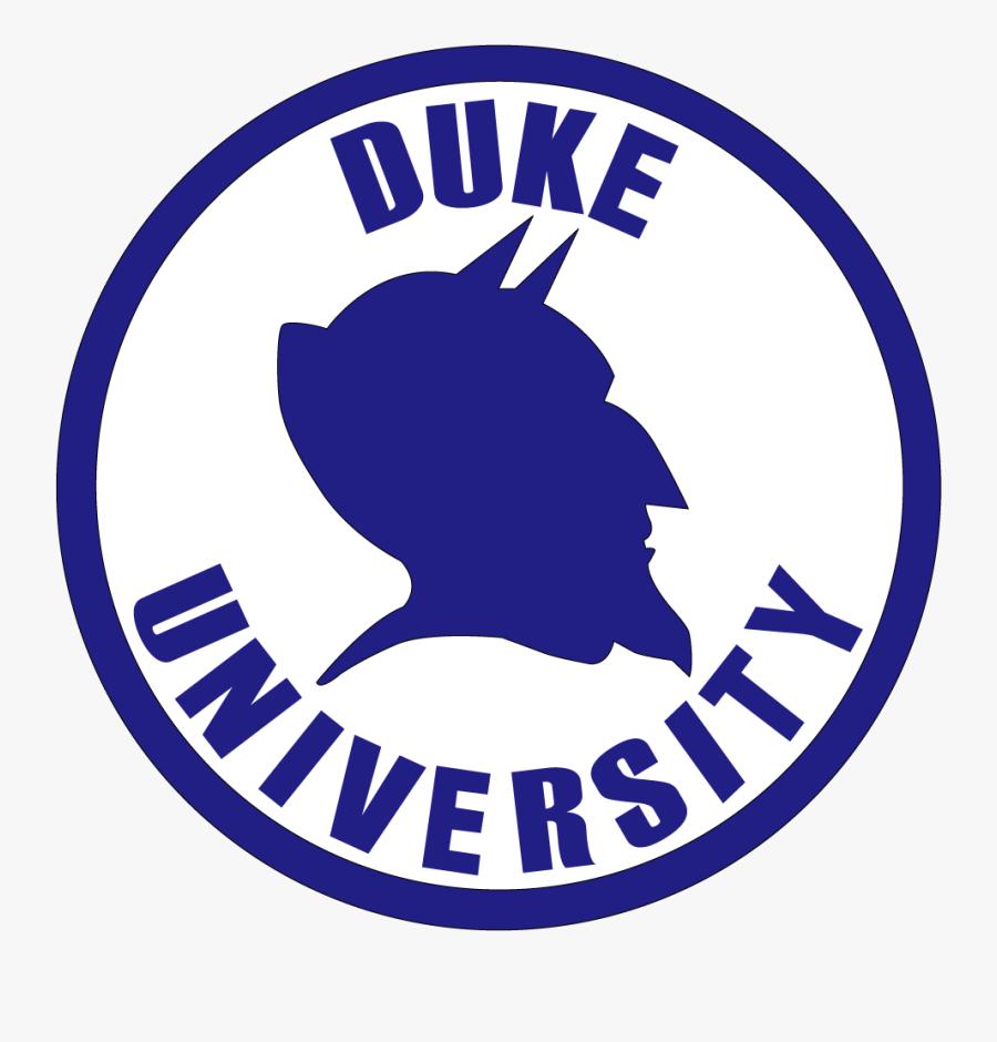 Thumb Image - Logo Duke University, Transparent Clipart
