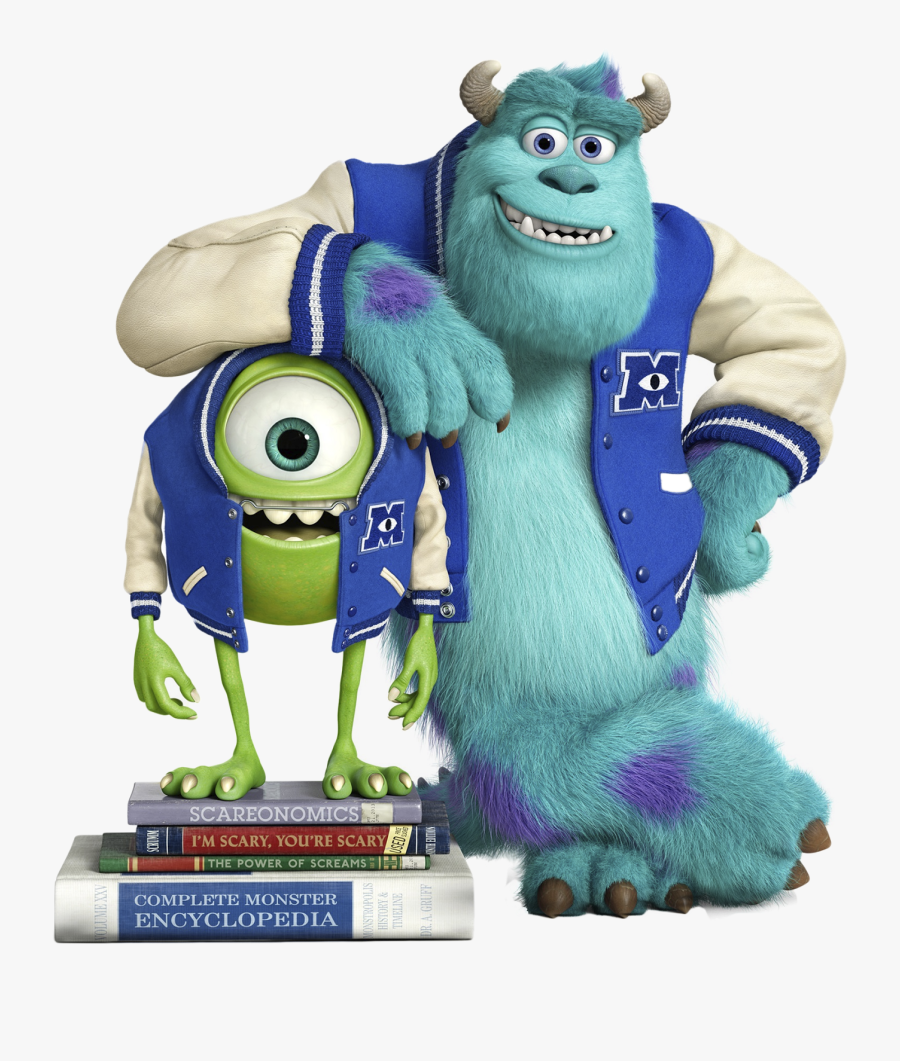 Download Monsters University Png Clipart - Monsters University Mike And Sully, Transparent Clipart